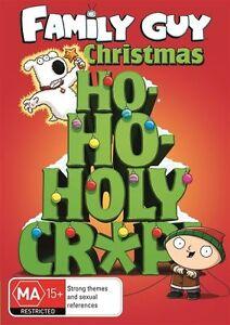 Family-Guy-Christmas-Ho-Ho-Holy-Cr-p-NEW-DVD-Region-4-Australia