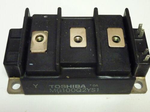 TOSHIBA MG100Q2YS1 IGBT MODULE N CHANNEL 100A 1200V