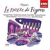 Wolfgang Amadeus Mozart Le Nozze Di Figaro (Giulini) CD