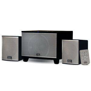 Theater-Solutions-Bluetooth-2-1-Speaker-System-with-FM-Tuner-for-Multimedia-PC