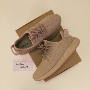 buy popular a676a d6db2 Details about USED Adidas Yeezy Boost 350 V1