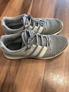 Hommes 5 Sneakers Couleur Gris 8 Adidas Cloudfoam Taille dzvn6x
