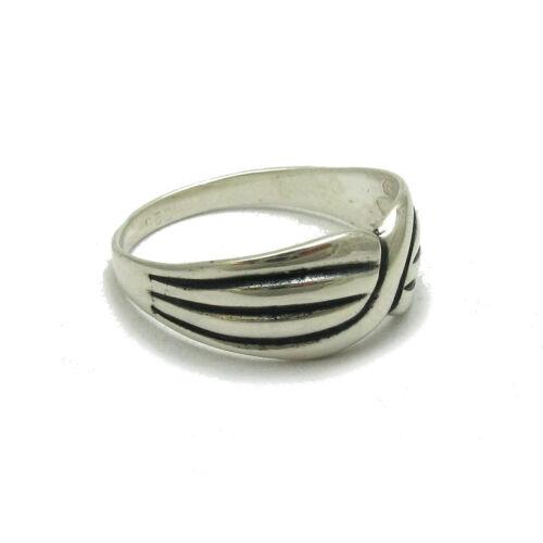 925 Stilvoll sterling silber ring  R001742 EMPRES