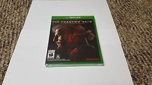 Metal Gear Solid V: The Phantom Pain (Microsoft Xbox One, 2015)