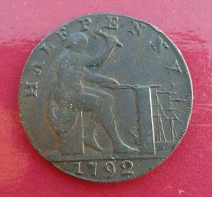 1792-Warwickshire-Half-Penny-Token-mis-strike
