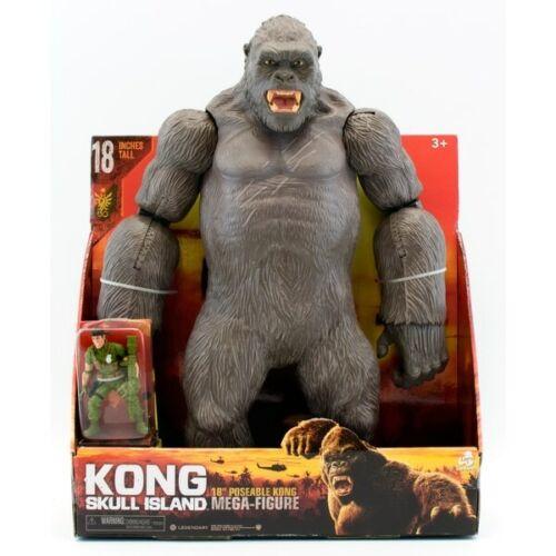 Kong Skull Island Figur Actionfigur ca mega groß 46 cm NEU // OVP XXL