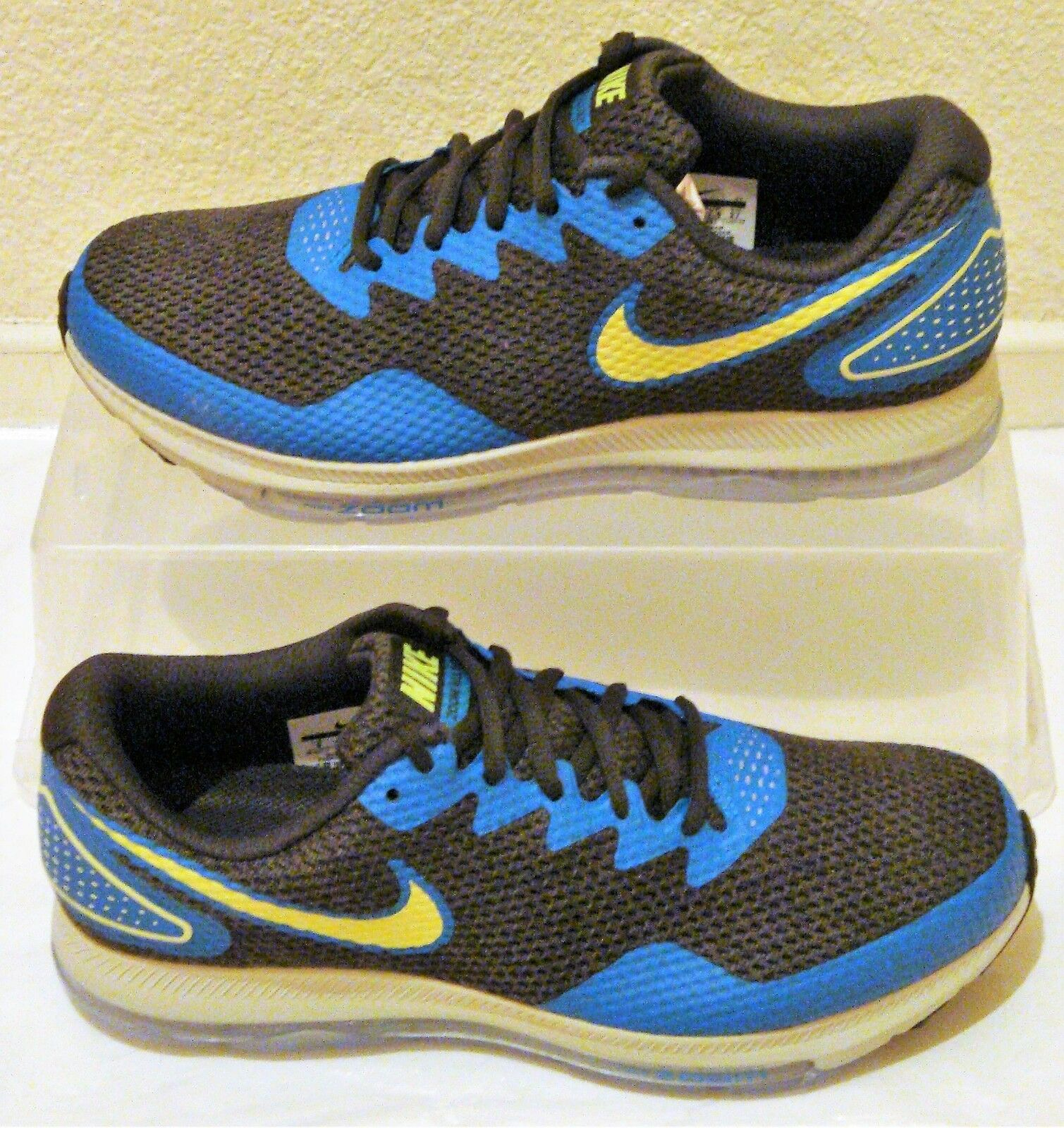 New Nike Air Zoom All Out LOW 2 Sequoia Volt Volt Volt Mens US Size 10 3bbb6a