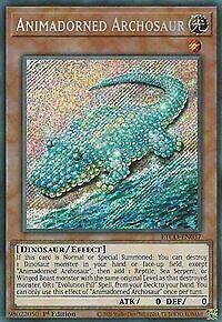 Animadorned Archosaur Eternity Code ETCO-EN037 mint