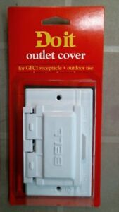 Doitbest 524387 Outlet Cover For Gfci Receptacle Cover Outdoor Use