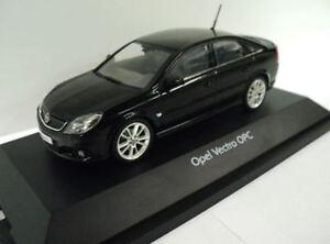 Vauxhall-Opel-Vectra-C-Model-Car-Black-90485104