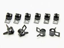 10 Stück 6mm Mini Federbandschellen Schlauchklemmen Klemmschellen NEU