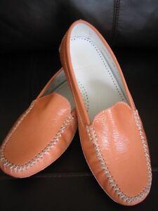 Loafers New Eu 5 Driver Moreschi Leather 38 Shoes Size Womens Colour Peach 1IdcBw