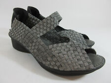 7a2dcb5344bb item 6 Bernie Mev Halle Woven Mary Jane Wedge Open Toe Shoes Womens Size  7-7.5 38 -Bernie Mev Halle Woven Mary Jane Wedge Open Toe Shoes Womens Size  7-7.5  ...