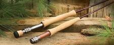 """St Croix Imperial Fly Rod i864.4 8'6"""" 4wt 4pc FREE T-SHIRT OFFER"""