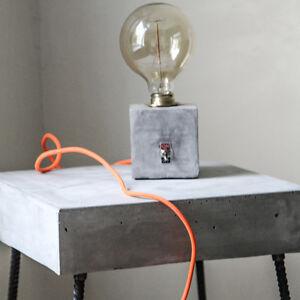 Beton-Tisch-Sideboard-Beistelltisch-Betontisch-Design-Loft-Industriell-massiv