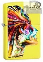 Zippo 29083 Colorful Head Neon Lighter With Pipe Insert