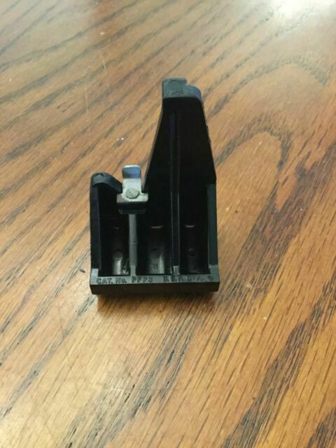 4 ITE Pushmatic Bulldog Filler Plate Plug USED
