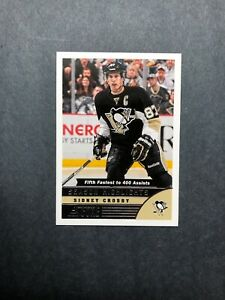 2013-14-Score-Season-Highlights-589-Sidney-Crosby-Insert-Pittsburgh-Penguins-87