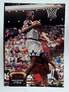 1992-93 1993 Topps Stadium Club Shaquille O'Neal Rookie RC #247 SHAQ TSC 92