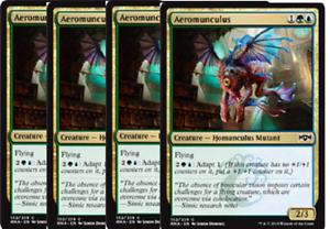 4 AEROMUNCULUS ~mtg NM-M Ravnica Allegiance Com x4