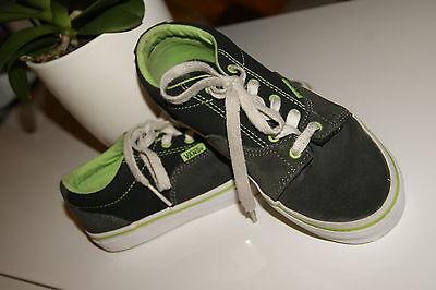 VANS original °°echt wildleder Schuhe°Sneakers°Gr.33
