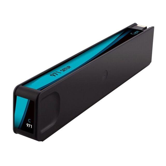 CARTUCCIA COMPATIBILE 970/971 XL CIANO CN626AE HP OfficeJet Pro X476DW #0535