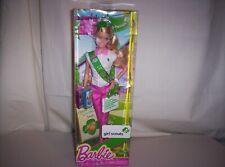 Barbie Barbie Loves Girl Scouts Doll 2013 Plus Free Barbie Fun Patch