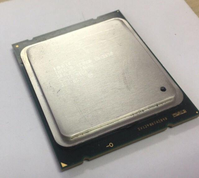 Intel Xeon E5-2658 2.1GHz Eight Core (CM8062101042805) Processor