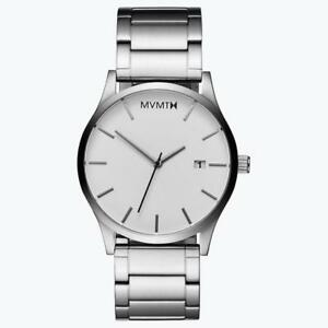 WHITE-MVMT-WATCH-WITH-2-LEATHER-STRAP-FIRST-HIGH-COPY