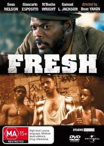 Fresh-DVD-FREE-POST