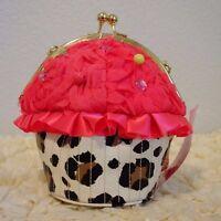 Betsey Johnson Cupcake Crossbody Handbag