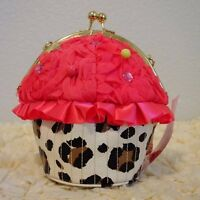 Betsey Johnson Cupcake Crossbody Handbag