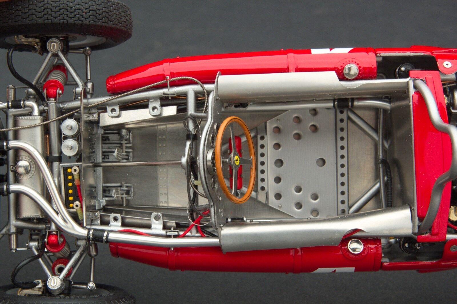 Exoto XS 1 18 1961 Ferrari Dino 156 120 F1 Spa Von Accord sur les Adpic