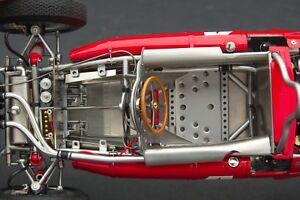 Exoto Xs 1:18 1961 Ferrari Dino 156/120 F1 Spa Von Accord Sur Les Adpic
