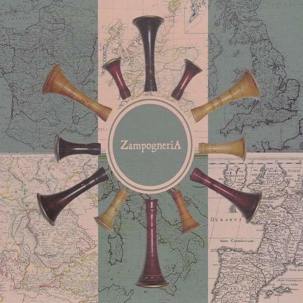 Zampogneria - Fiumerapido Nuevo CD