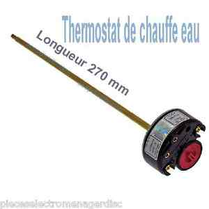 thermostat chauffe eau thermowatt type rtm embrochable 270 mm type rts3 tas 270 ebay. Black Bedroom Furniture Sets. Home Design Ideas