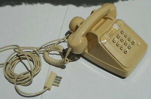 Bien éDuqué Telephone S 63 Ivoire Clavier Fv Compatible Box Appel Et Reception Faire Sentir à La Facilité Et éNergique