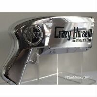 The Silver Money Gun Cash Cannon With Decal