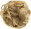 Scrunchie-Haargummi-Zopf-Haarteil-Haarverdichtung-Haarband-Zopfgummi-FARBEN Indexbild 46