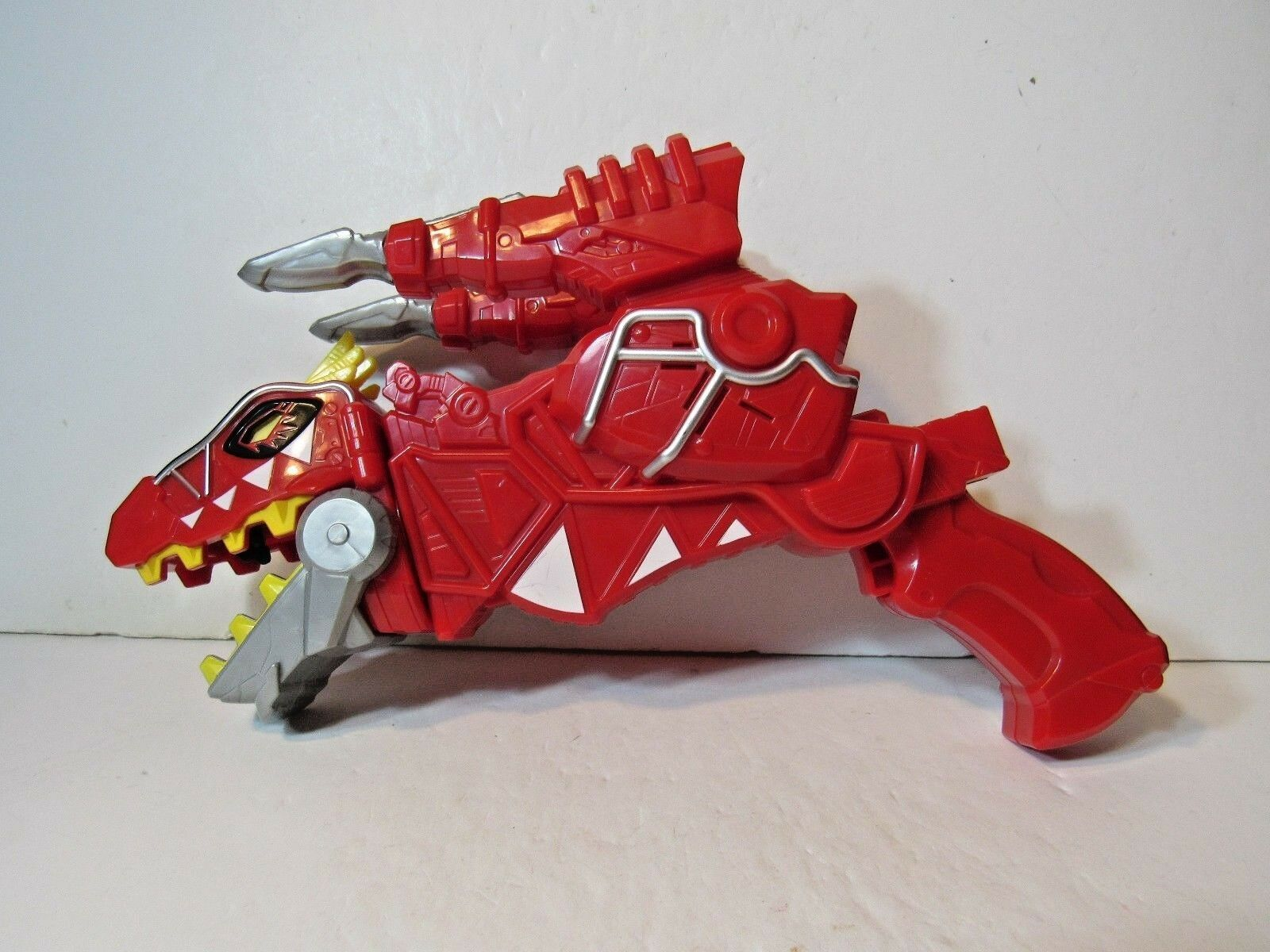 Power Rangers Dino Supercharge T-Rex Super Charge Morpher