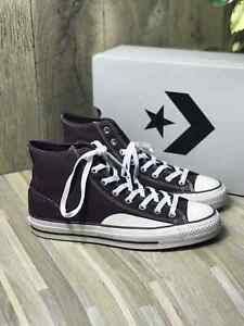 Sneakers-Men-039-s-Converse-Chuck-Taylor-All-Star-Pro-Dusk-Purple-Canvas-High-Top