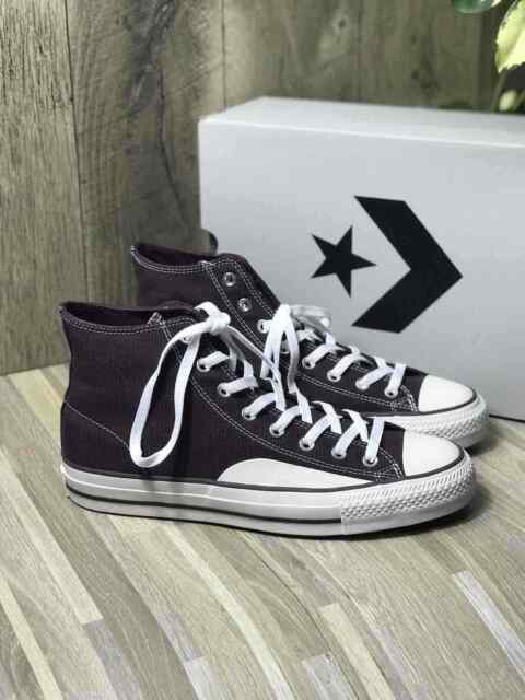 Sneakers Men Converse Chuck Taylor All Star Pro Dusk Purple Canvas High 161532C