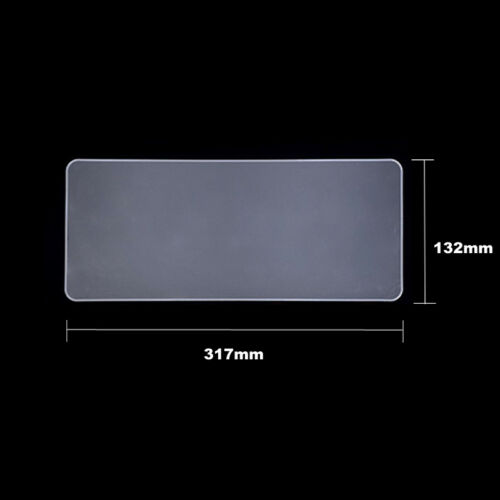 """Clear Protector Cover Universal Laptop Silicone Keyboard Skin for 10/"""" 14/"""" 17/"""""""