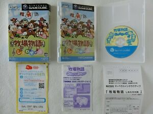 Harvest-Moon-poetry-of-happiness-GC-Nintendo-Gamecube-From-Japan