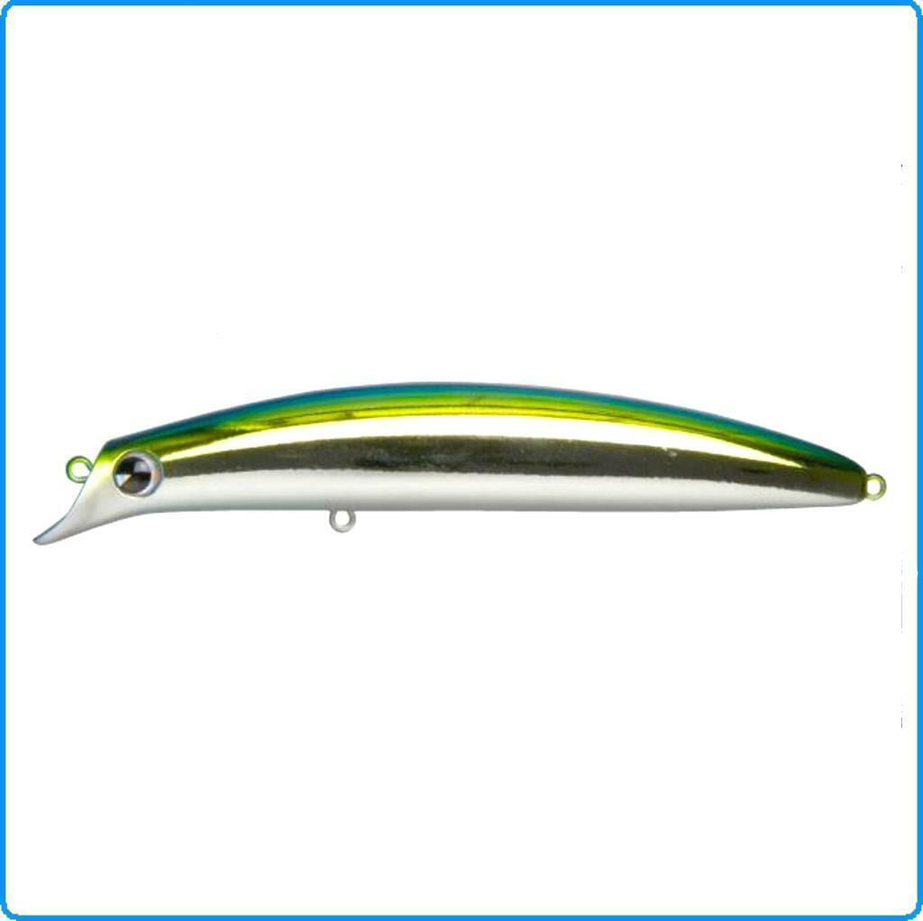 Leurre Spinning Mer Ima Sasuke Gouriki 130mm 25g 007 Pêche de Riva BAR