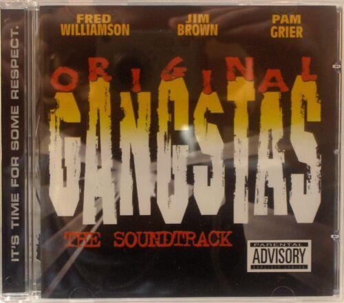 1 of 1 - Original Motion Picture Soundtrack - Original Gangstas (CD 1996)