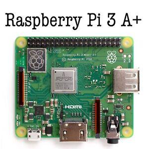 Raspberry-Pi-3-Model-A-New-Model-2018-free-shipping