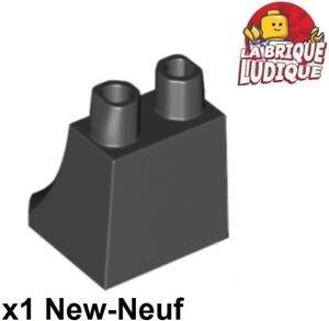 Lego-1x-jambe-Legs-Short-Lower-Body-robe-robe-jupe-noir-black-36036-NEUF
