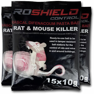 Roshield-45-Rodent-Pasta-Poison-Sachets-For-Mouse-Mice-Rat-Control-Bait-Refill