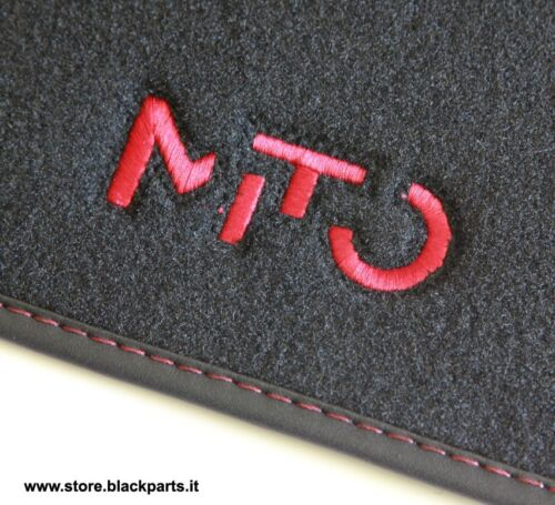 Set tappeti per Alfa Romeo MiTo